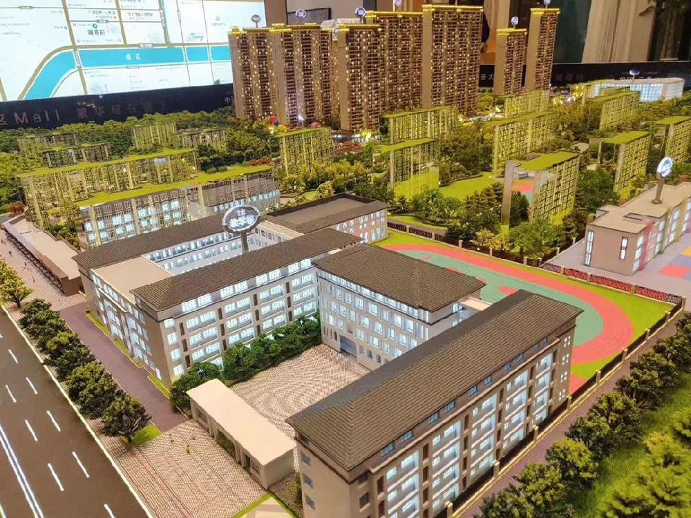 建筑模型,为什么要制作建筑模型?