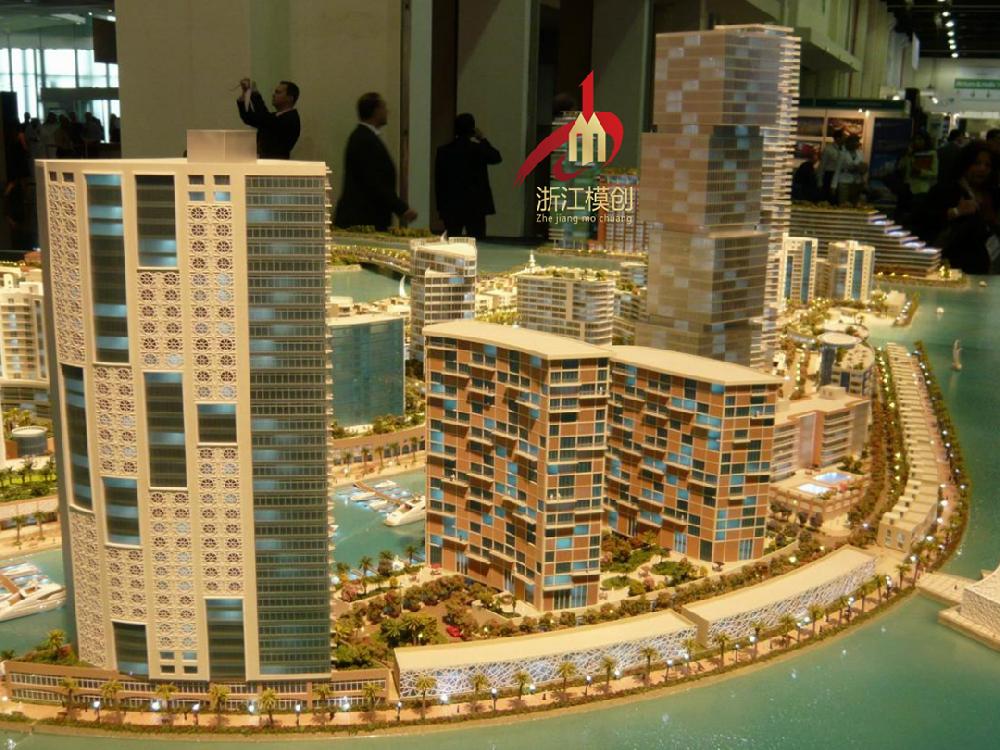 上海建筑模型