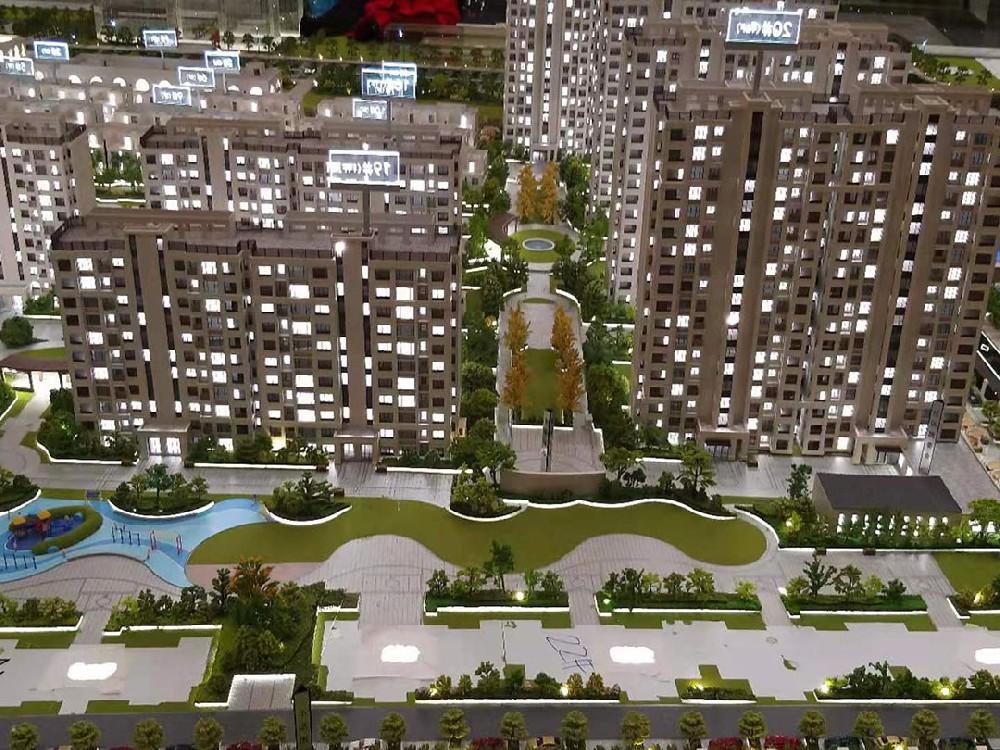 上海制作建筑模型需要注意的问题
